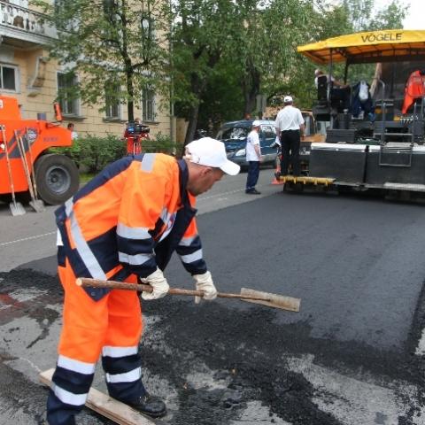 В Киеве перекроют движение по двум улицам