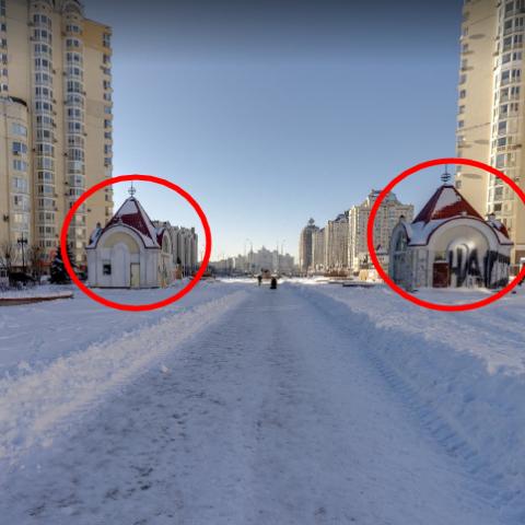 В Киеве по поддельным документам пытались продать два здания почти за  4 млн гривен