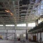В Киеве почали ремонт льодового палацу Авангард
