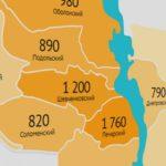 В Киеве подорожало жилье эконом- и комфорт-класса