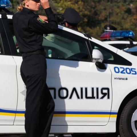 В Киеве полиция начала тестировать систему мобильной видеофиксации