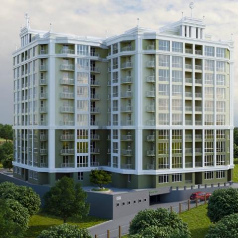 В Киеве появился новый формат жилья – сеть домов