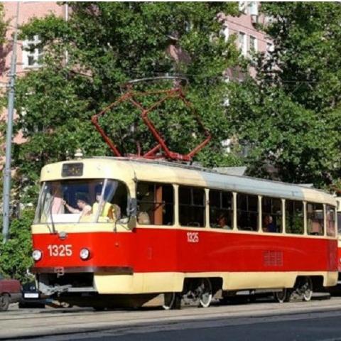 В Киеве прекратят работу два трамвая