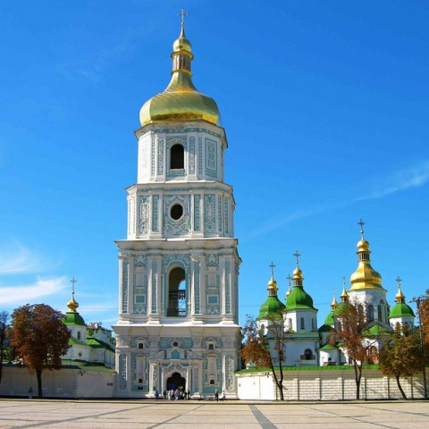 В Киеве продолжат действие моратория на строительство возле Софии Киевской и Печерской Лавры