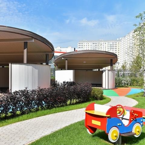 В Киеве реконструируют три детских сада