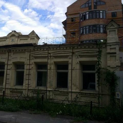 В Киеве снесли дом Колчака