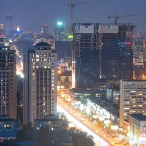 В Киеве сократились объемы ввода жилья в эксплуатацию