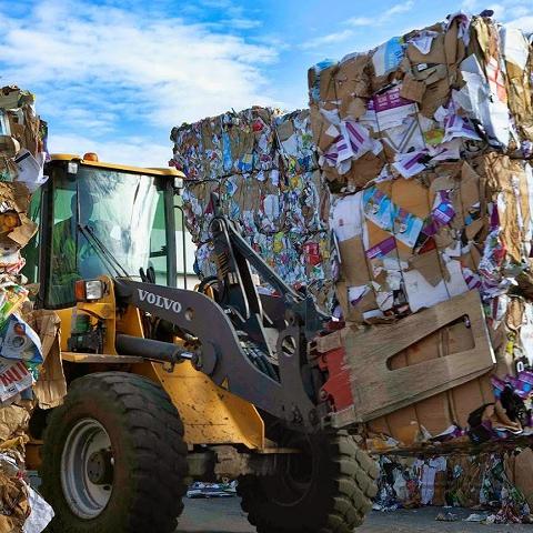 В Киеве создадут пять локаций для переработки бытовых отходов