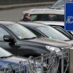 В Киеве увеличат количество паркингов рядом с метро