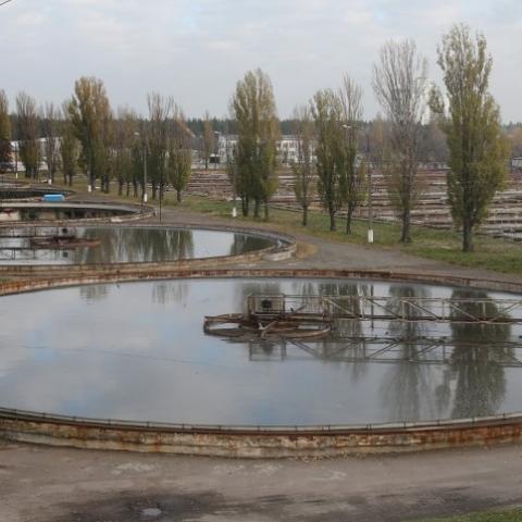 В Киеве увеличили смету реконструкции Бортнической станции аэрации
