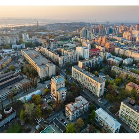 В Киеве увеличилось количество сделок купли-продажи вторичного жилья