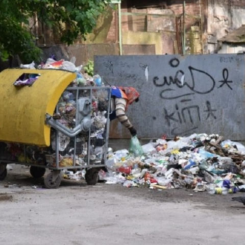 В Киеве вырастут тарифы на вывоз мусора