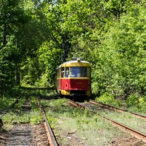 В Киеве закроют трамвайное движение в Пушу-Водицу