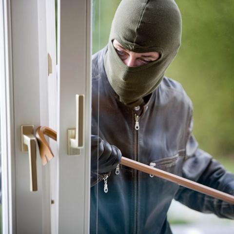 В Киеве заметно упало число квартирных краж