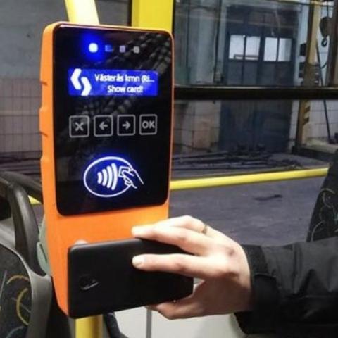 В Киеве с 1 ноября запускают единый электронный билет для оплаты проезда