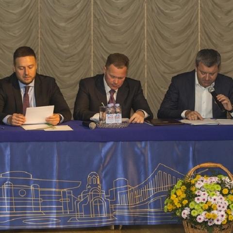 В «Киевгорстрое» отчитались перед акционерами