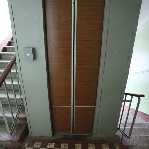 В киевских домах лифты оборудуют сигнализацией