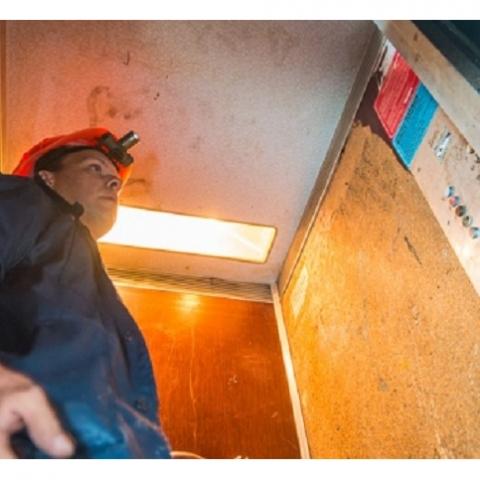 В киевских многоэтажках устанавливают систему охраны для защиты лифтов