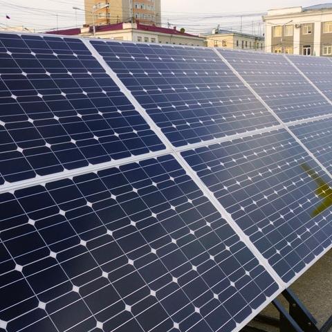 В Киевской области жители переходят на электроэнергию из энергии солнца