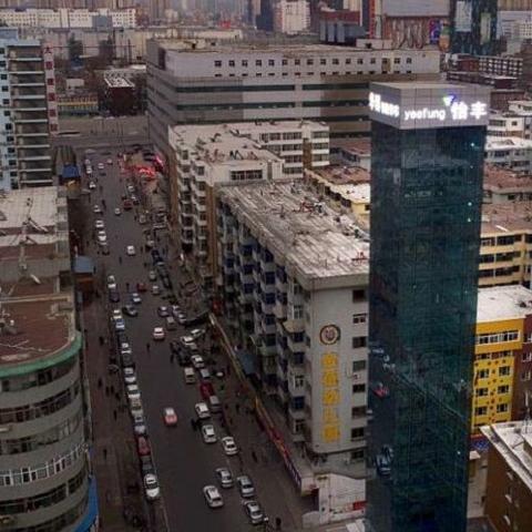 В Китае построили самый высокий паркинг