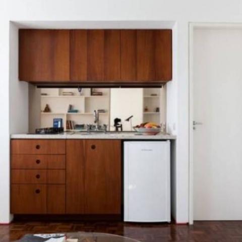В квартирах появятся кухни-ниши
