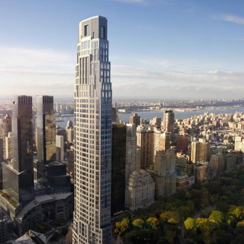 В Нью-Йорке продается самая дорогая квартира в мире