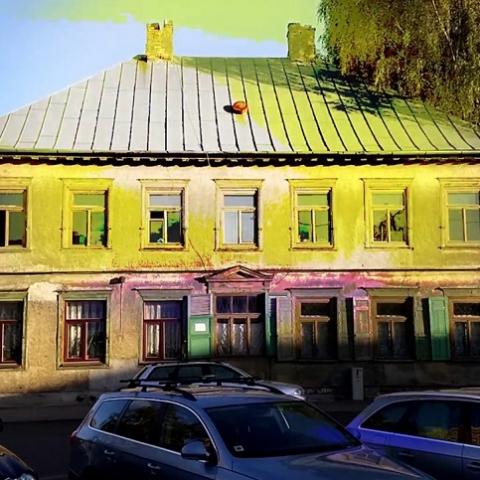 В Риге в пустые дома бесплатно заселят художников