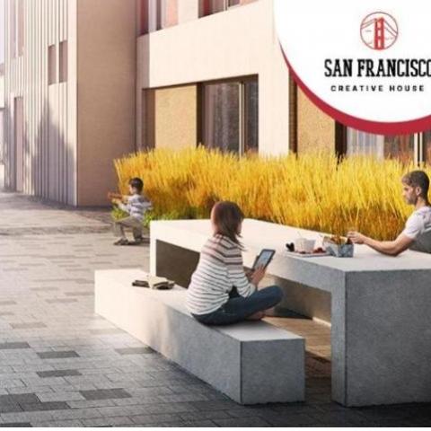 В SAN FRANCISCO Creative House откроется отделение ПроКредит Банк