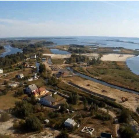В селе под Киевом на берегу Днепра появится развлекательный комплекс за 10 млн