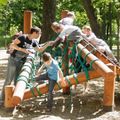 В Сырецком парке открыли motoric-park