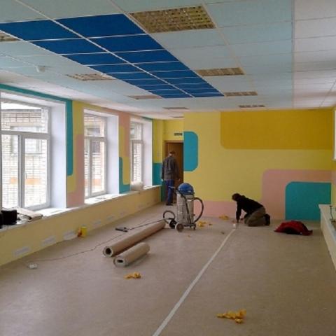 В Соломенском районе появится новый детский сад