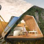 В США представили эко-деревню