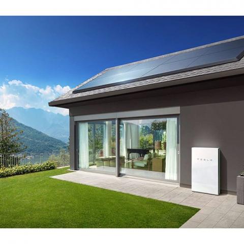 В США становятся популярней домашние системы хранения энергии