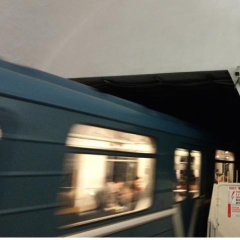 В столичном метро появится табло обратного отсчета до прибытия поезда