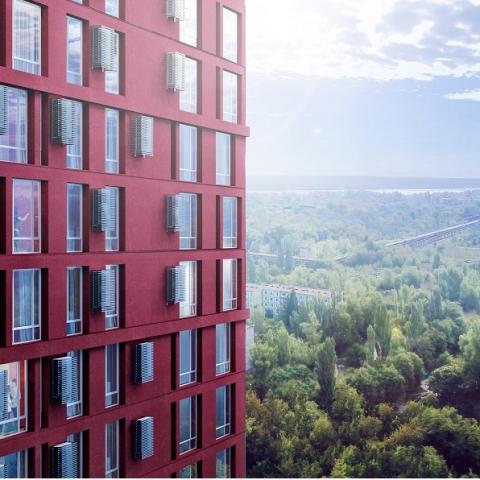 В SVITLO PARK наибольшим спросом пользуются квартиры до 45 кв. м