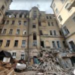 В центре Киева спасут от разрушения памятник архитектуры и истории 1904 года