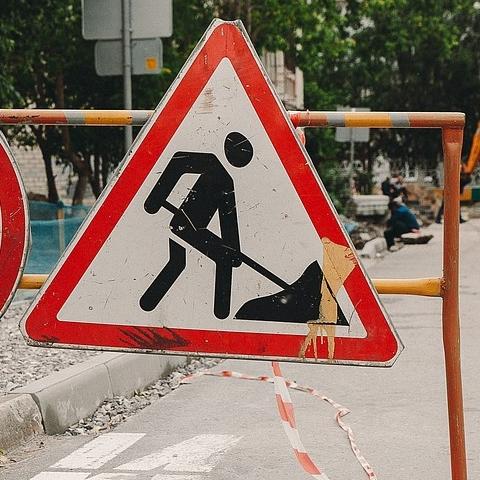 В центре Киеве из-за ремонта электросетей  будут временно перекрывать движение. Список улиц