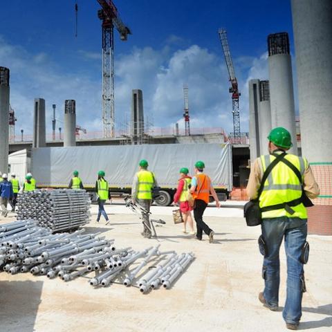 В Украине дорожает строительство