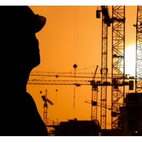 В Украине продолжают расти объемы строительных работ