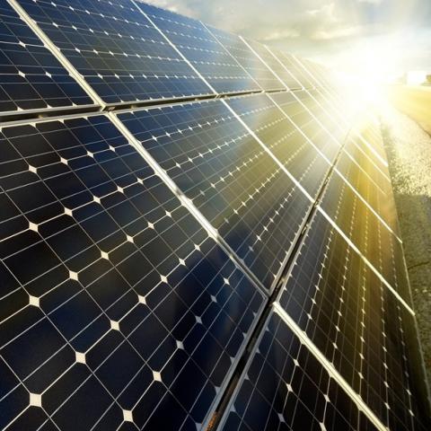 В Украине установили рекордное количество солнечных панелей