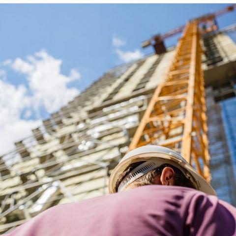 В Украине выполнили строительных работ на 63 млрд