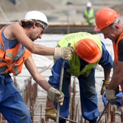 В Украине выросла стоимость строительно-монтажных работ