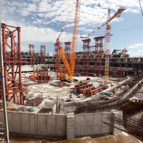 В Украине вновь подорожали строительные работы