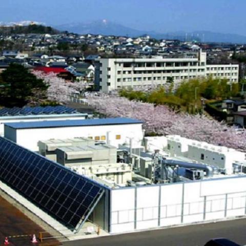 В Японии города массово переходят на микросети