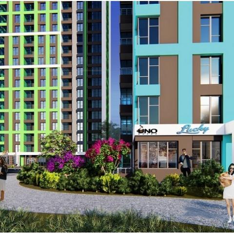 В ЖК Академ-Квартал можна купити квартиру зі знижкою до 216 000 грн