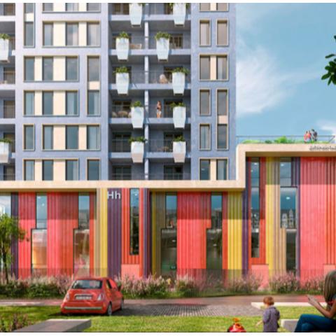 В ЖК Happy House начались продажи квартир в новой секции