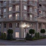 В ЖК Новая Англии завершается строительство второго этажа трех секций в доме «Бирмингем»