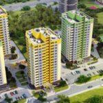 В ЖК Отрадный — акционные цены только на 4 квартиры