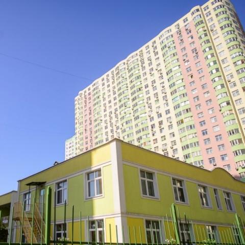 В ЖК Парковые озёра сменится арендатор помещения детского сада