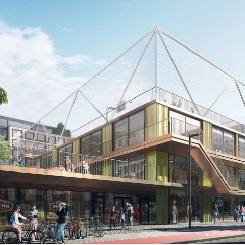 В ЖК Rybalsky хотят построить современный детский сад